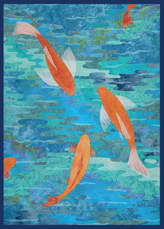 OutoftheBlue Smith Koi