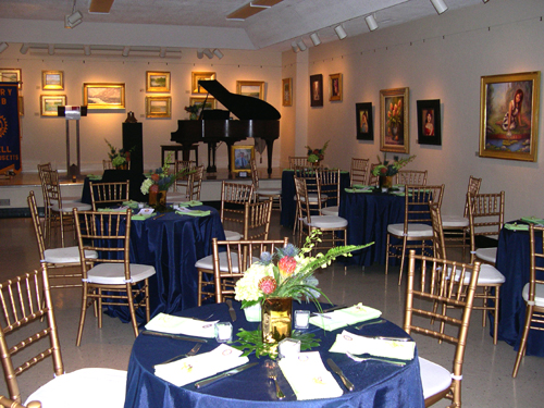 Function in Parker Gallery