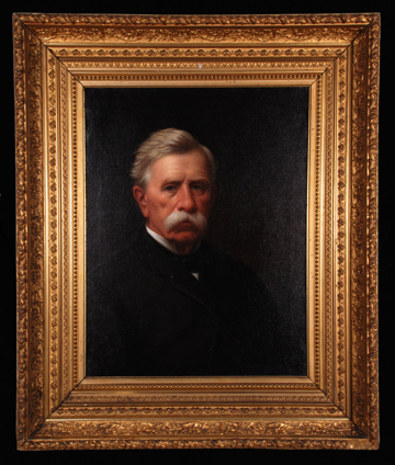 Thomas Bayley Lawson Self-Portrait