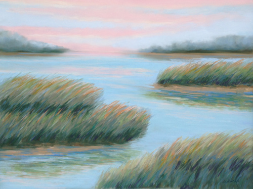 Breeze at the Marsh by Pamela Wamala